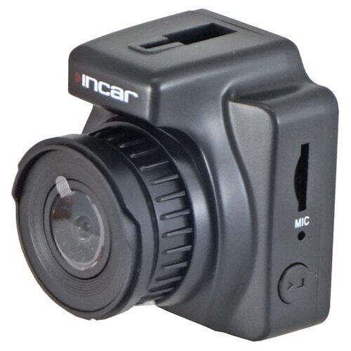Видеорегистратор INCAR VR-650, GPS, черный видеорегистратор avs vr 802shd черный