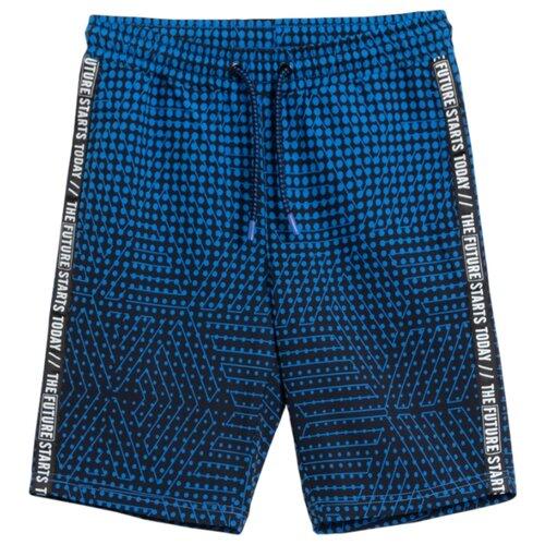 Шорты COCCODRILLO ACTIVE BOY размер 134, голубой шорты coccodrillo coccodrillo mp002xb00bxq