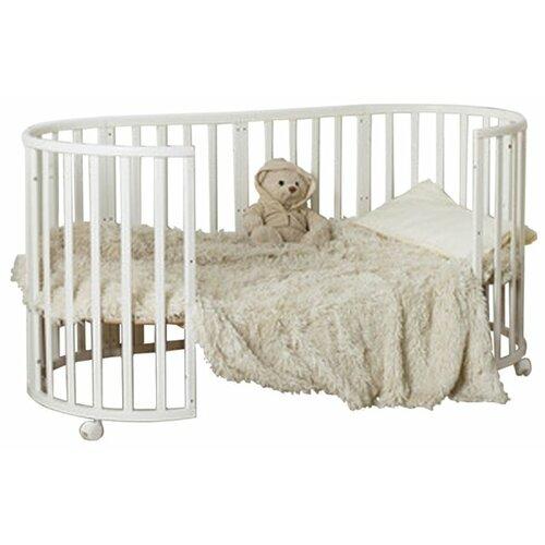 Кроватка Incanto Mimi 7 в 1 (трансформер) белый кроватка трансформер incanto amelia 8 в 1 шоколад kr 0027 2