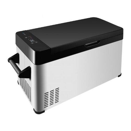 Автомобильный холодильник Libhof Q-40 черный/белый