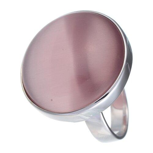 JV Кольцо с ювелирным стеклом из серебра B3198-US-003-WG, размер 17 jv кольцо с ювелирным стеклом из серебра b3198 us 011 wg размер 17 5