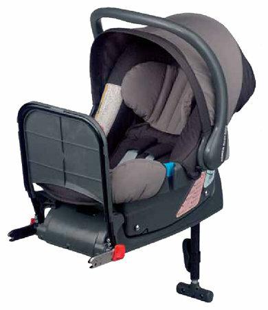 Автокресло группа 0+ (до 13 кг) Romer Baby-Safe Plus Isofix