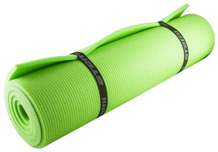 Коврик ATEMI 00-00000209 180х60 см, зеленый