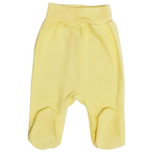 Купить Ползунки Папитто размер 74, желтый