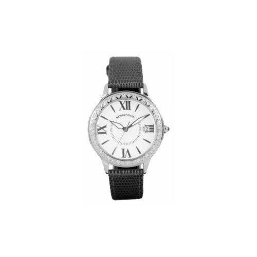 Наручные часы ROMANSON RL1222QLW(WH)BK romanson tl 1272j mg wh bk