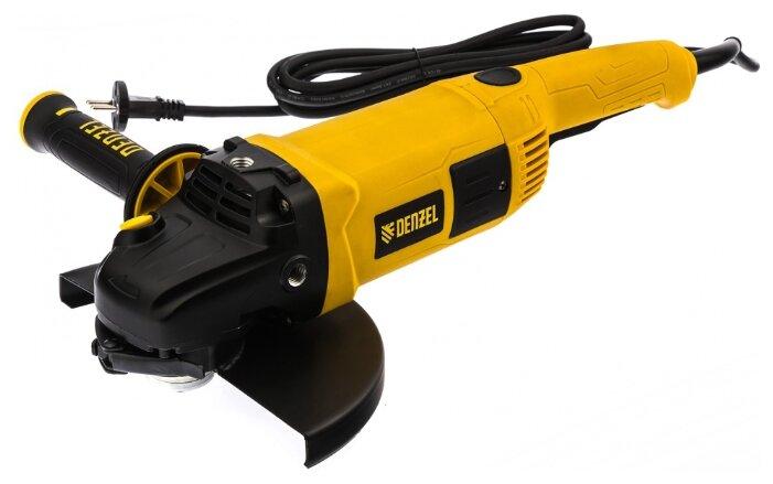 УШМ Denzel AG230-2400, 2400 Вт, 230 мм