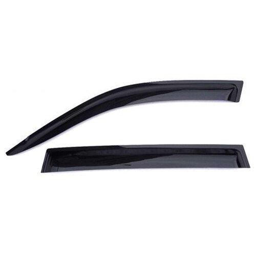 Дефлектор окон Voron Glass DEF00285 черный