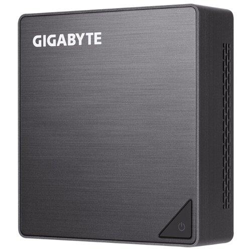 Платформа GIGABYTE BRIX GB-BRi5-8250 Intel Core i5-8250U/без ОЗУ/Intel UHD Graphics 620/ОС не установлена черный