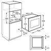 Микроволновая печь встраиваемая Electrolux LMS 4253 TMX