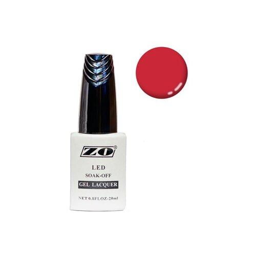 Купить Гель-лак для ногтей ZO GL, 20 мл, 024 бледно малиново-розовый