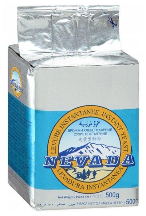 Дрожжи Nevada хлебопекарные сухие инстантные