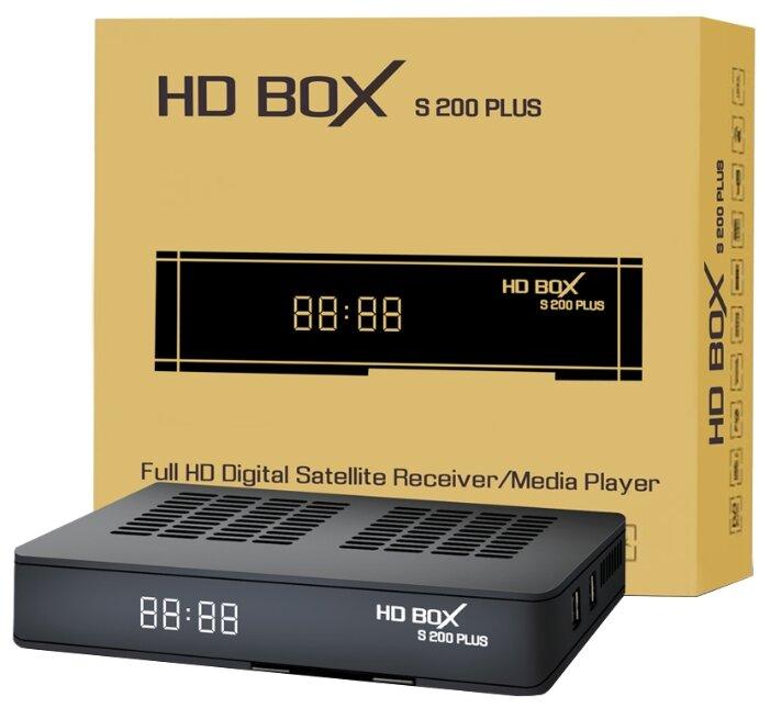 Спутниковый ресивер HD BOX S200 Plus