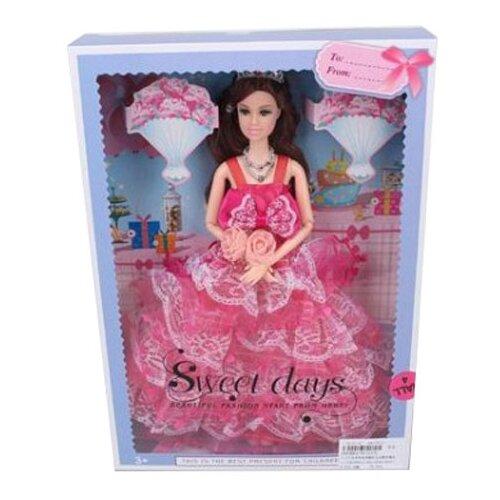 Купить Кукла China Bright Pacific Sweet Days, 32 см, 1693869, Куклы и пупсы