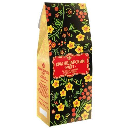 Чай черный Краснодарский букет , 100 г букет