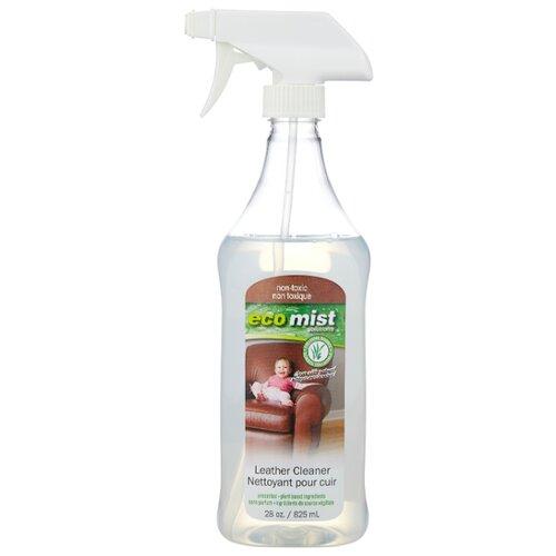 Eco mist Средство для чистки натуральной кожи 0.825 л eco mist средство для чистки мебели и уборки в кабинете 0 825 л