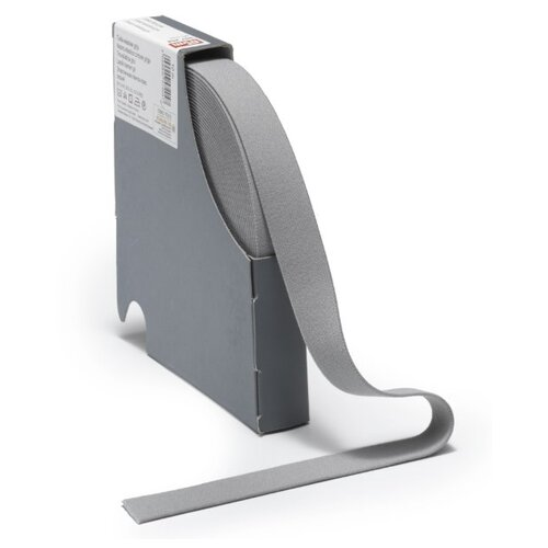 Купить Prym Эластичная лента-пояс (957204), серый 2 см х 10 м, Технические ленты и тесьма