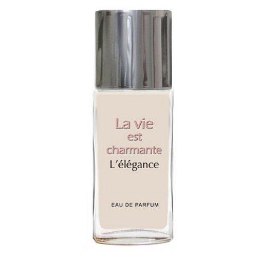Парфюмерная вода Новая Заря La Vie Est Charmante L'Elegance, 50 мл цена 2017