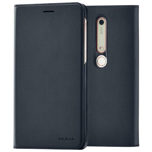 Купить Чехол Nokia CP-308 для Nokia 6.1 blue
