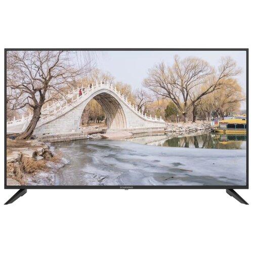 Фото - Телевизор STARWIND SW-LED50UA403 50, черный телевизор starwind sw led50ua403 50 ultra hd 4k