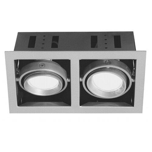 Встраиваемый светильник Paulmann Premium Cardano 98987 светильник paulmann 98986 cardano