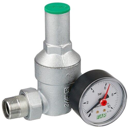 Фото - Редуктор давления FAR FA283534 муфтовый (ВР/НР) Ду 20 (3/4) редуктор давления tim bl2805в