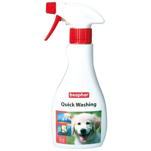Шампунь Beaphar Экспресс-шампунь Beaphar Quick Washing для собак без использования мыла и воды - 250 мл