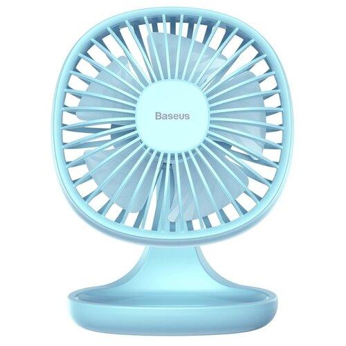 Настольный вентилятор Baseus Pudding-Shaped Fan blue