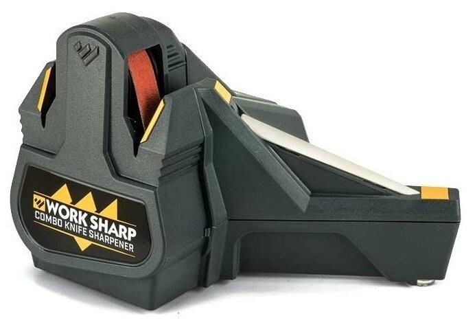 Электрическая точилка Work Sharp Combo Knife Sharpener (WSCMB-I) — купить по выгодной цене на Яндекс.Маркете
