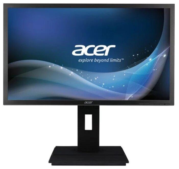 """Монитор Acer B246HYLAymdpr 23.8"""" — купить по выгодной цене на Яндекс.Маркете"""