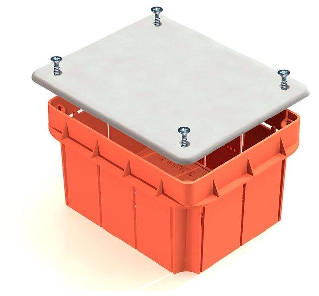 Распределительная коробка TDM ЕLECTRIC SQ1403-1026 скрытый монтаж 172x96 мм