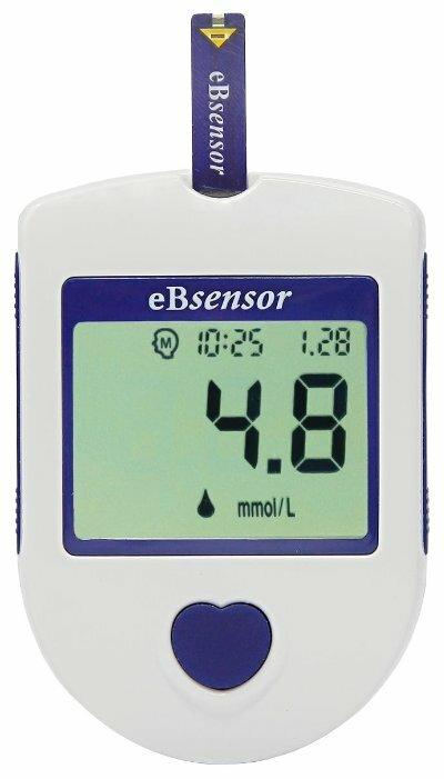 Глюкометр eBsensor eBsensor