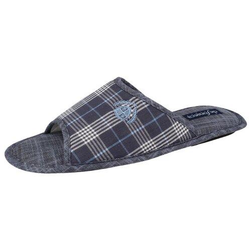 Тапочки Bari Top M510RU De Fonseca серый 42/43 (De Fonseca)Домашняя обувь<br>