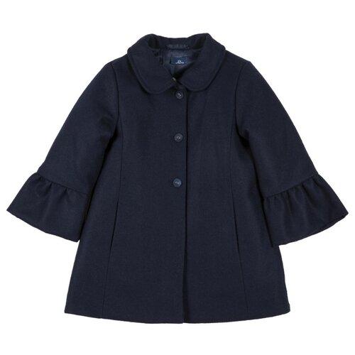 Купить Пальто Chicco 09082388098088 размер 104, темно-синий, Пальто и плащи