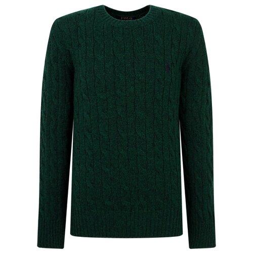 Купить Джемпер Ralph Lauren размер 164, зеленый, Свитеры и кардиганы