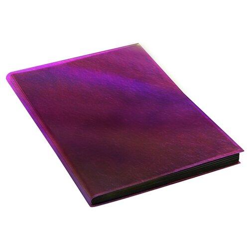 Ежедневник Канц-Эксмо Chameleon недатированный, А5, 136 листов, фиолетовый канц эксмо ежедневник канц эксмо фантастические цветы а5 128 листов недатированный