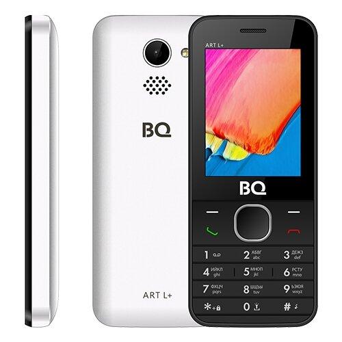 Купить Телефон BQ 1806 ART+ белый
