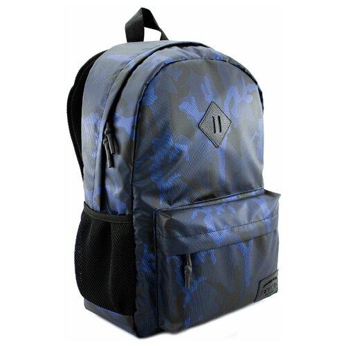 Рюкзак BITEX 28-150укр камуфляж черный/синий