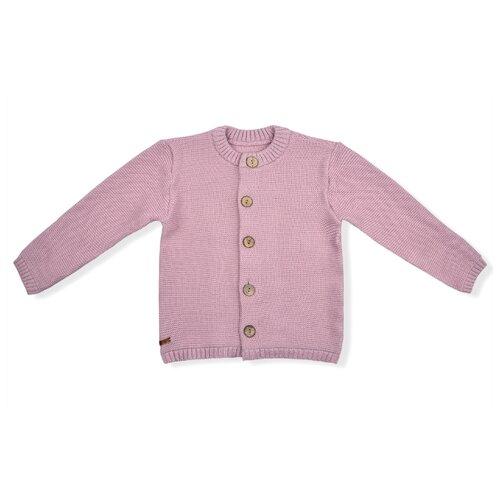 Купить Кардиган LEO размер 104, розовый, Свитеры и кардиганы