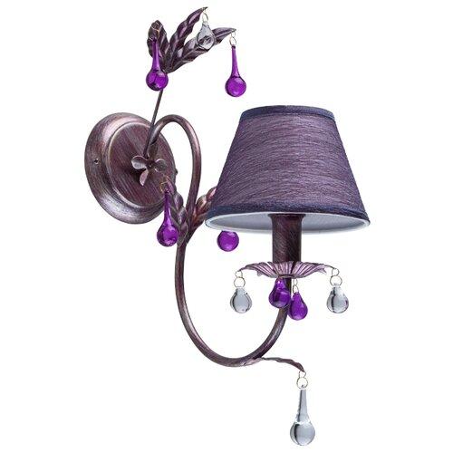 Настенный светильник MW-Light Федерика 379023701, 40 Вт подвесной светильник mw light федерика 4 379017905