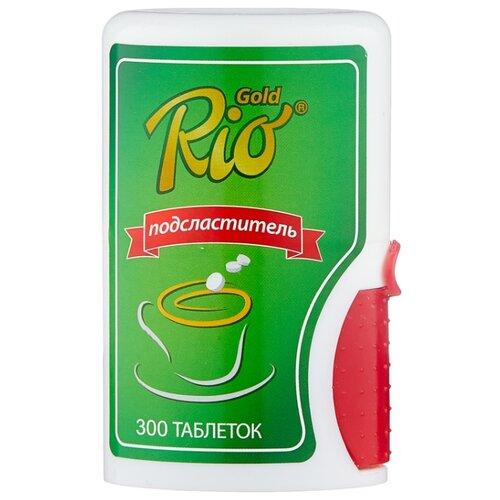 Rio Gold подсластитель таблетки 300 шт. шнур нахлыстовый rio intouch mid head spey