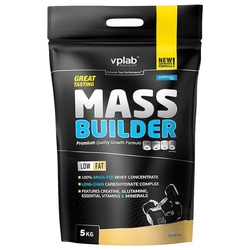 Гейнер vplab Mass Builder (5 кг)