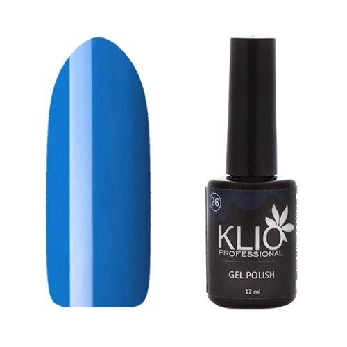 Гель-лак для ногтей KLIO Professional Фруктовое мороженное, 12 мл, оттенок №026 недорого