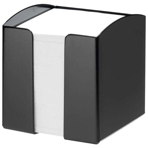 Купить DURABLE подставка для бумажного блока Trend 10x10, 5x10 см (1701682-060) черный, Бумага для заметок