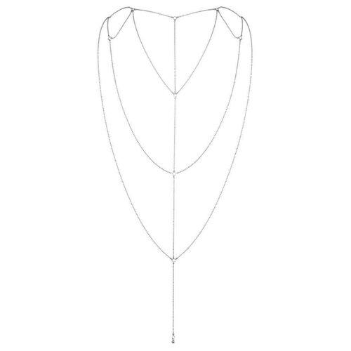 цена Bijoux Indiscrets Цепочка на спину Magnifique Back and Cleavage Chain 0273 онлайн в 2017 году