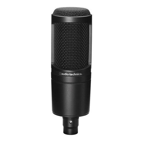 Микрофон Audio-Technica AT2020, черный