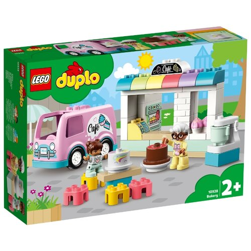 цена на Конструктор LEGO DUPLO 10928 Пекарня