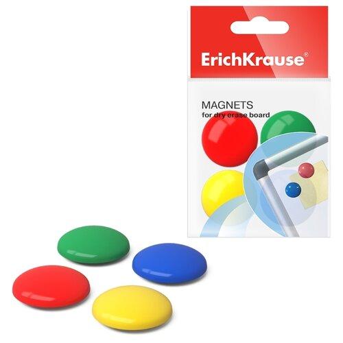 Магниты для доски ErichKrause 22461 разноцветный