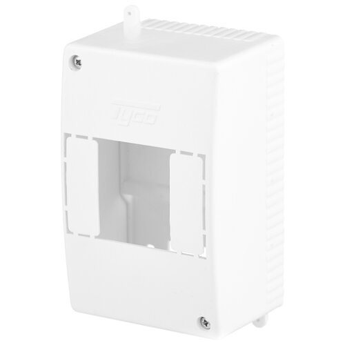 Щит распределительный RUVinil Тусо 68024 навесной пластик модулей 4 белый.