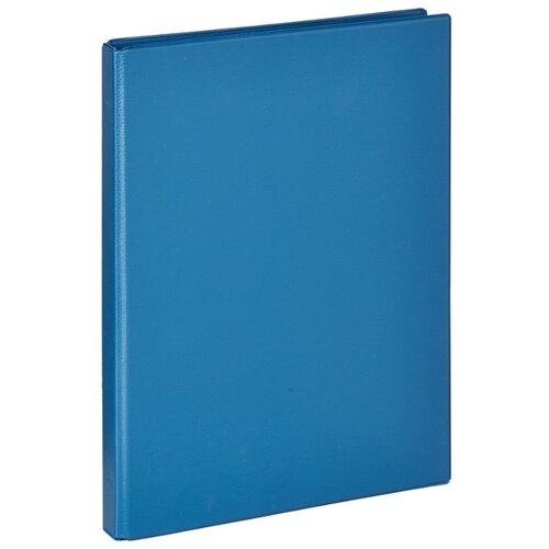 Купить Bantex Папка на 4-х кольцах A4, ПВХ, 25 мм синий, Файлы и папки