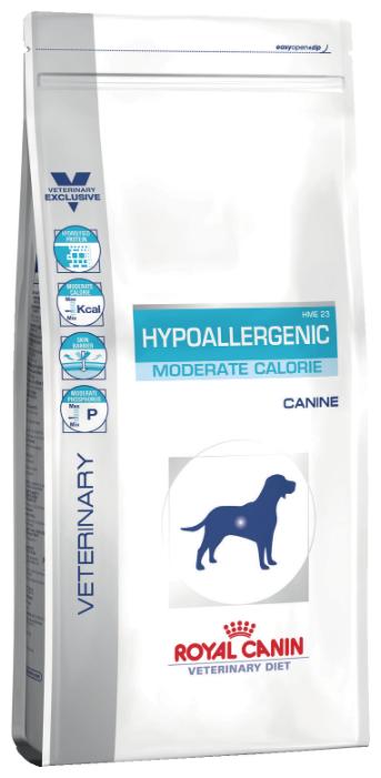 Корм для собак Royal Canin Hypoallergenic HME 23 Moderate Calorie